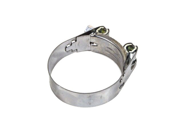 Exhaust Clamp - Intermediate pipe to silencer box