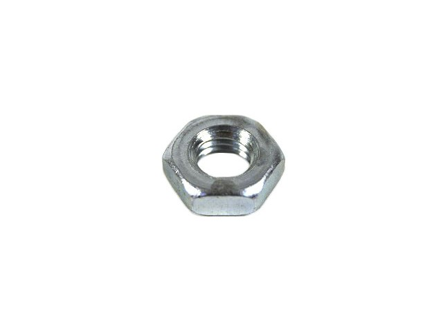 Locking Nut - M10 1/2 Thickness - RH Thread (pack of 2)