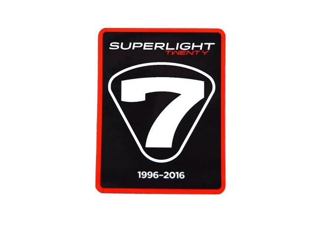 DECAL - NOSE CONE - SUPERLIGHT 20