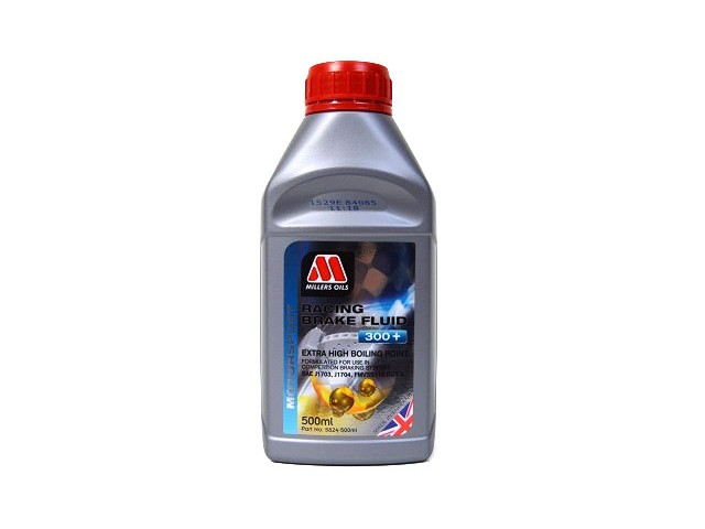 BRAKE FLUID - DOT4 - HIGH TEMP