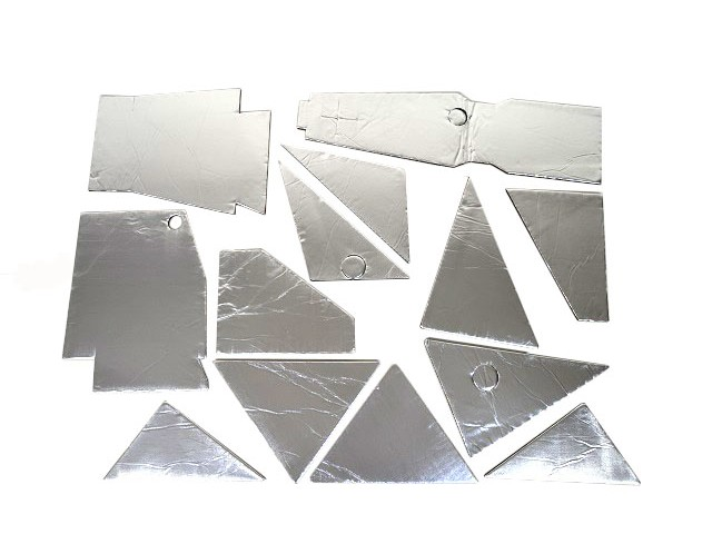 HEAT INSULATION KIT FOR S3 CARS METRIC