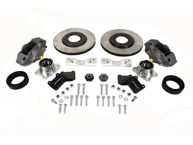 Rear Uprated Brakes Kit (from standard brakes)