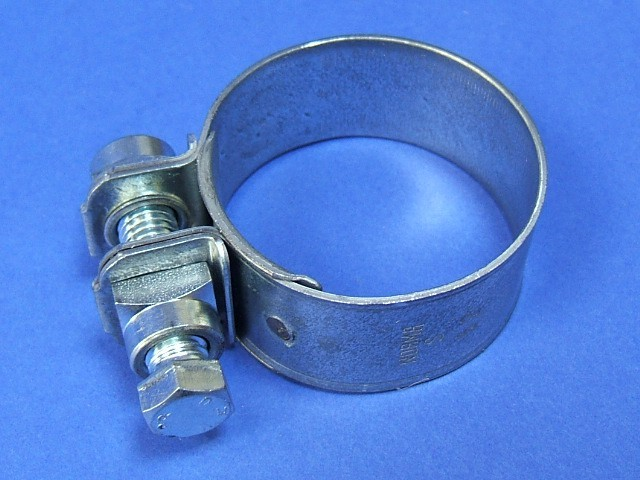 Exhaust Clamp - Collector to Silencer Box