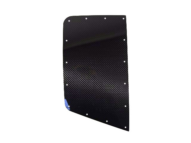 Carbon Fibre Rear Wing Protector - RH