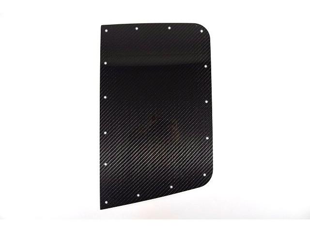 Carbon Fibre Rear Wing Protector - LH