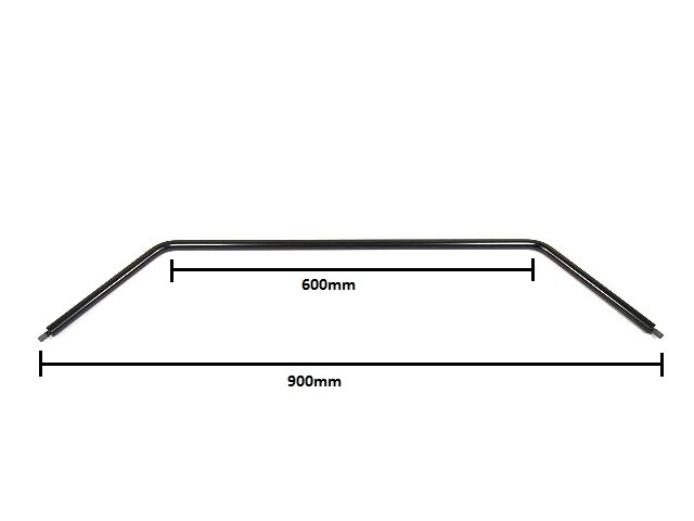 Front Anti Roll Bar - 18mm - XF / Vx