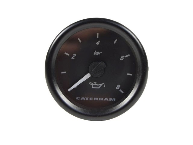 New Style Oil Pressure Gauge EFI Harness - High 2011