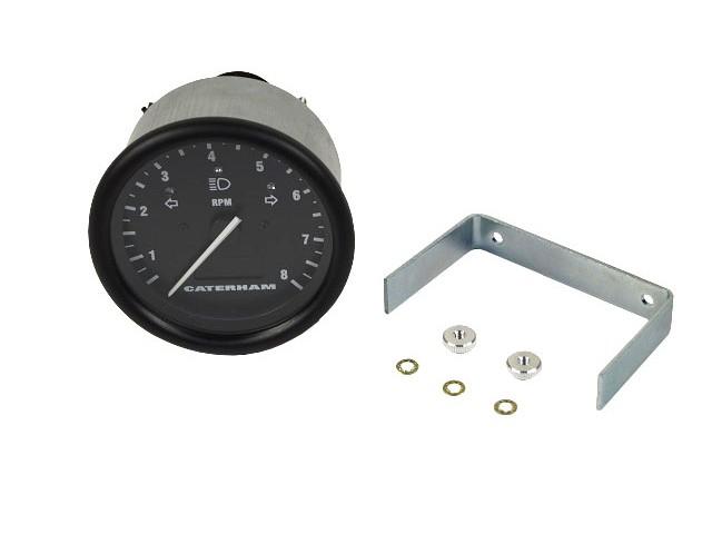 Tachometer Sigma EU4 - Black