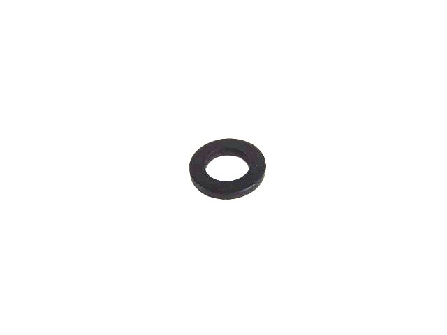 Plain Washer - M6 - Black (Pack of 10)