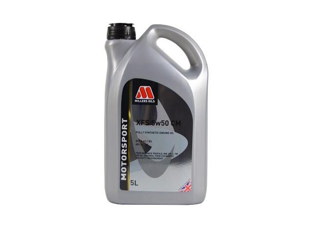 Motorsport Oil 5w50 - DURATEC & K-SERIES
