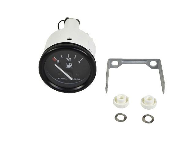 Fuel Gauge - Black - R400