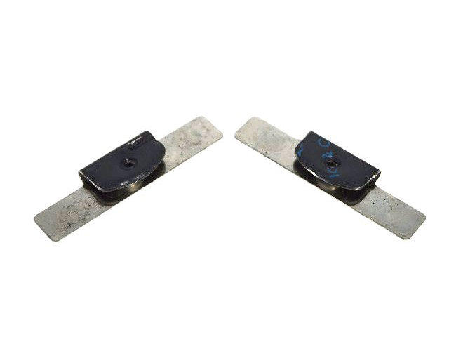 Sidescreen Excutcheon for Armrests (Set of 2)