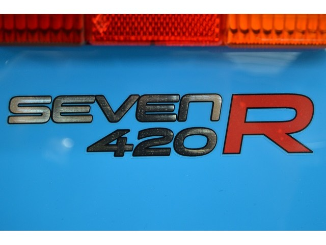 DECAL REAR SEVEN 420 R