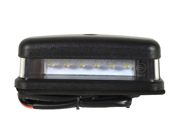 LAMP_NUMBER PLATE_LED 08/18