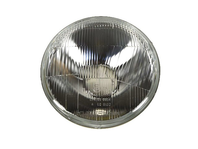 "Headlight Glass 5 3/4"" LHD"