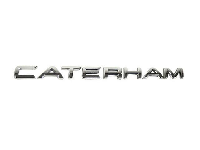 BADGE REAR PANEL CATERHAM