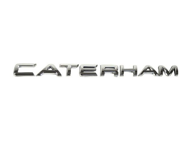 BADGE - REAR PANEL - CATERHAM