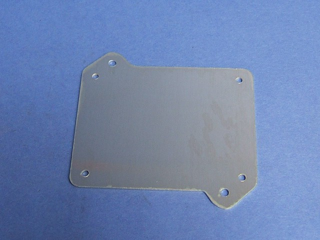 Mounting Plate - ECU Ignition Module - Vauxhall 8v