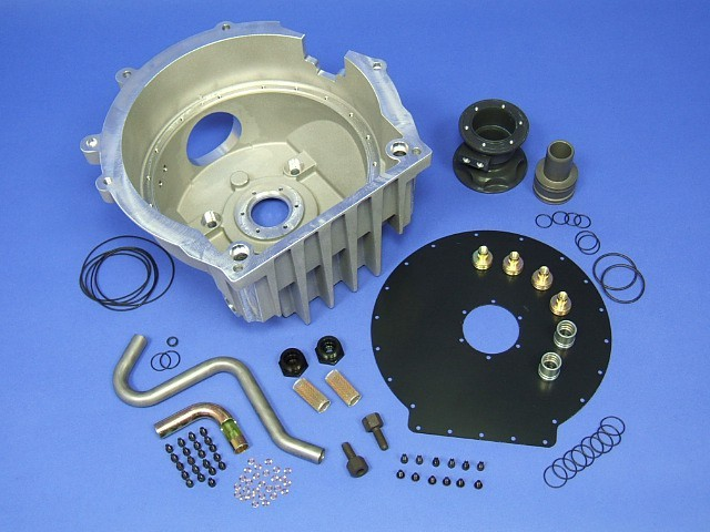 Bellhousing Assembly - Dry Sump - CSR