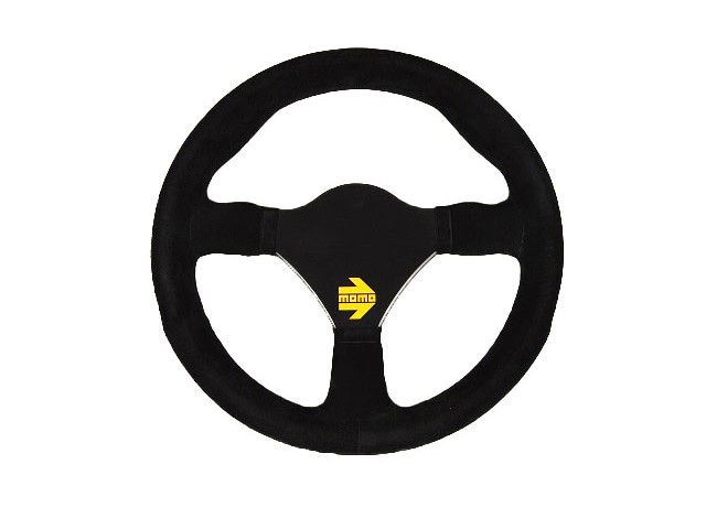 Momo Steering Wheel - 260mm - Suede