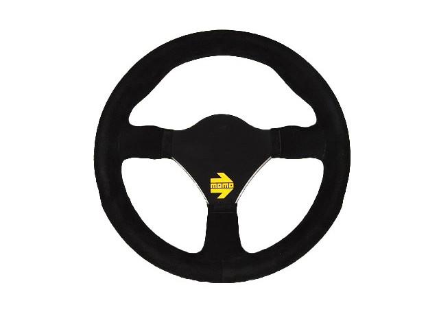 Momo Steering Wheel - 260mm - Suede