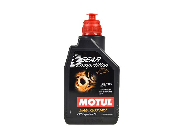 OIL DIFFERENTIAL 75W140 1L