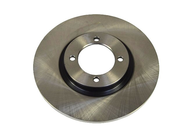 Brake Disc - Front and Rear