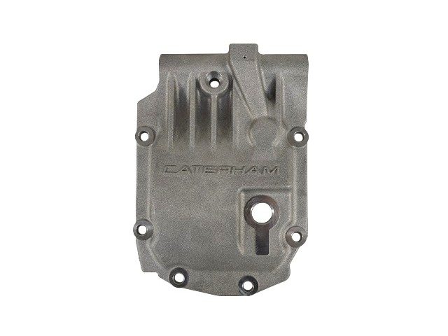 BMW DIFF BACK PLATE