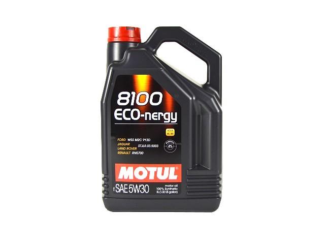 MOTUL 8100 ECO-NERGY 5W-30 - 5L