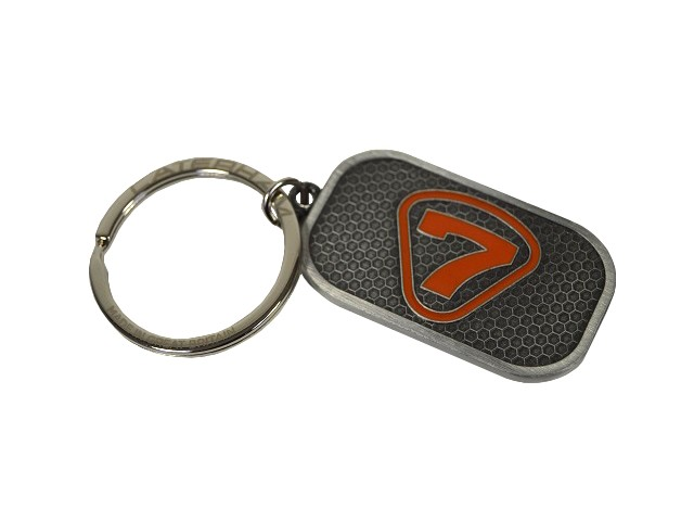 CATERHAM GRILLE KEY RING