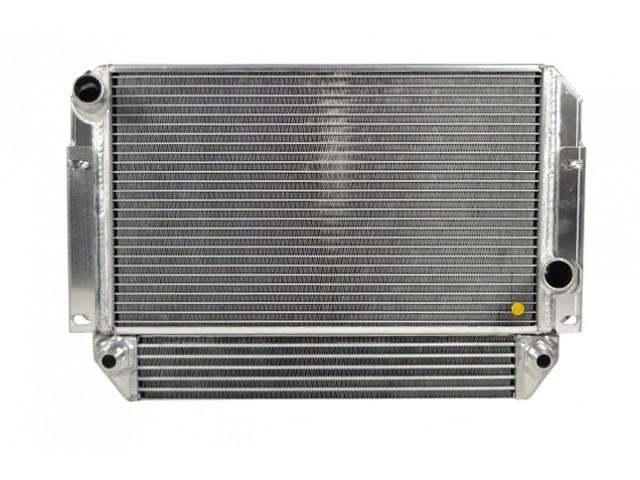 R300 RADIATOR & 7 ROW OIL COOLER + 55mm