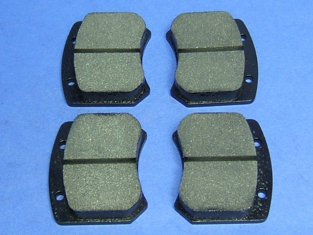 Brake Pads - Rear - 2 Pot Calipers