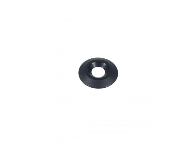 M8 BLACK ALI C/SUNK WASHER