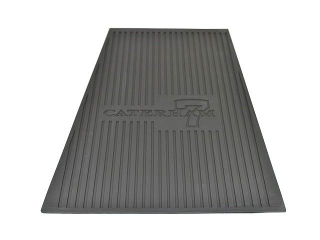 Rubber Floor Mat - LHS - SV