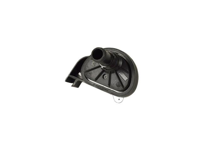 Valve - Black Plastic for Heater - non Bypass - CSR