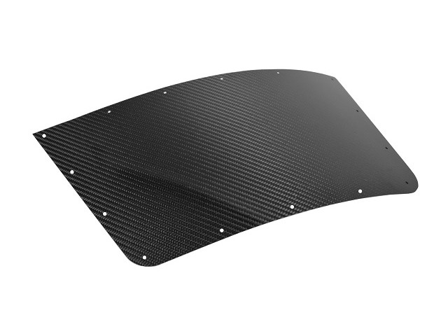 STD REAR WING PROTECTOR LH