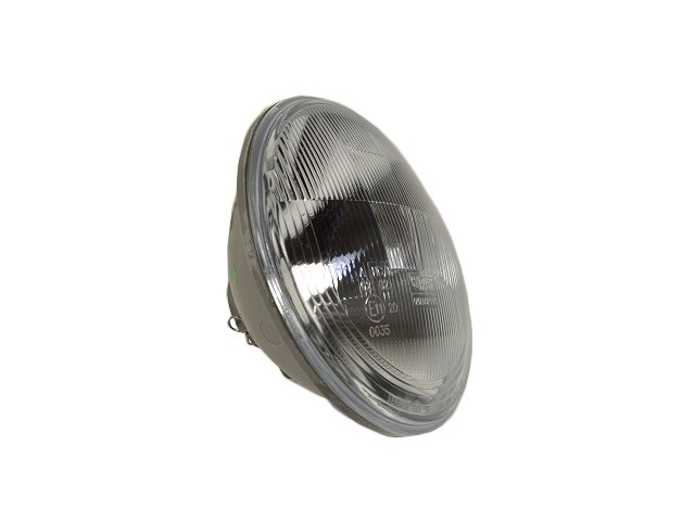 Wipac Headlight - Halogen - Plastic Lens - LHD