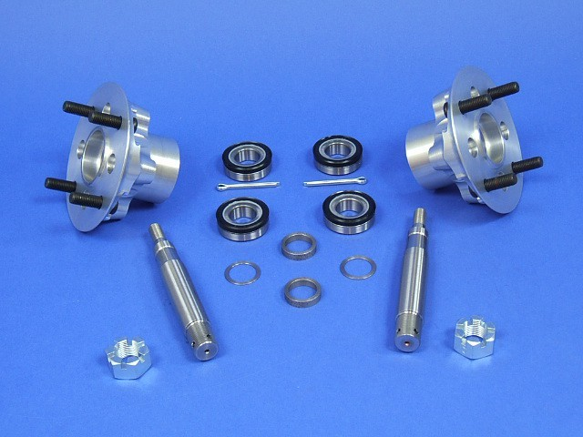 HUB UPGRADE KIT ALL DE-DION CARS PRE 2003