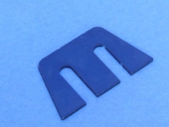 Camber Shim - 1/2 degree - Blue - CSR