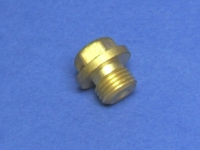 Bleed Screw - Brass - Radiator