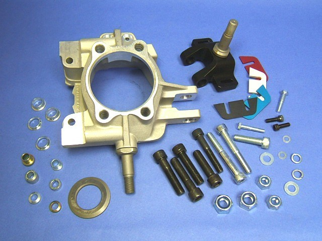 Rear Upright Assembly - LH - CSR