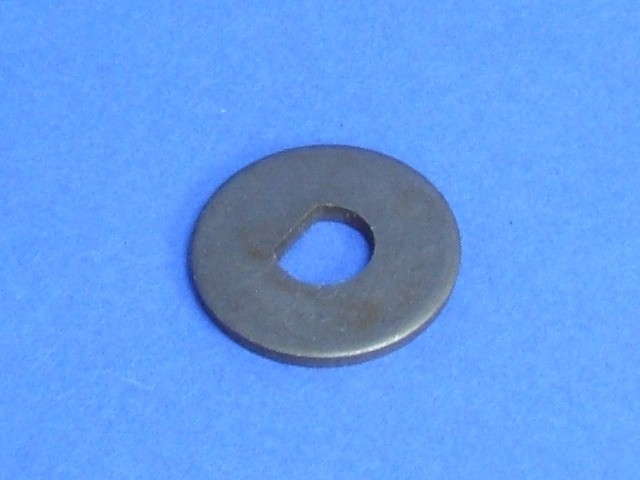 Stub Axle D Washer - Upright