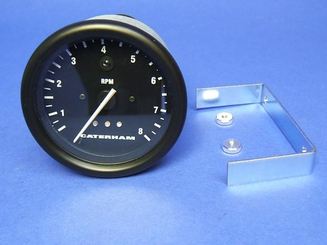 Tacho - 0-8000 rpm - 05/2000 to 08/2001