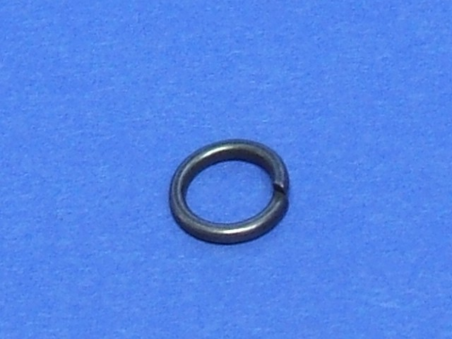 Washer - M12 Spring - Square Section Profile - Black