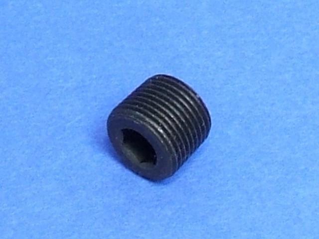 """Blanking Plug - 3/8"""" BSPT - Taper"""