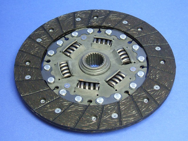 Clutch Centre Plate - Uprated - CSR