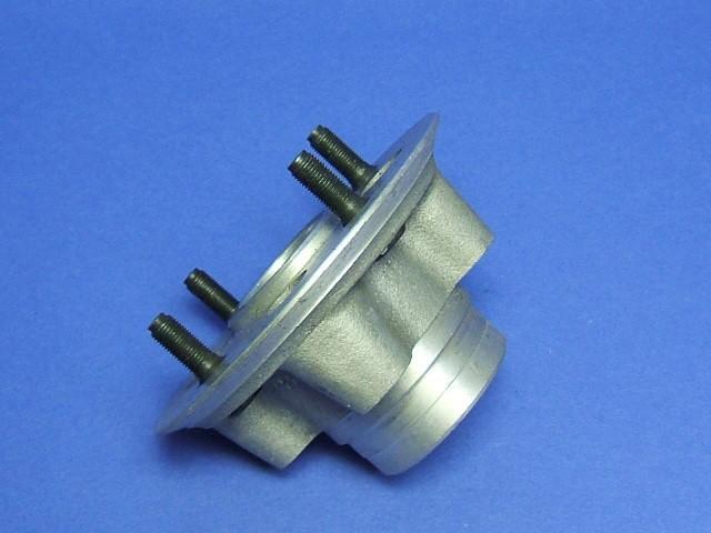 "Hub - with studs - Aluminium (pcd 3.3/4"")"