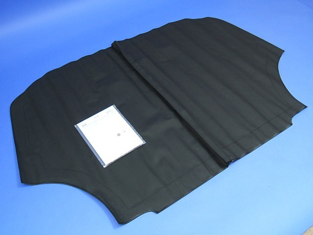 Tonneau Cover & Fixings - SV,CSR (TC05)