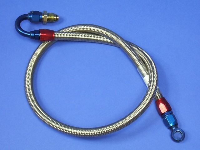 Fuel Hose - Filter to Pump - CSR