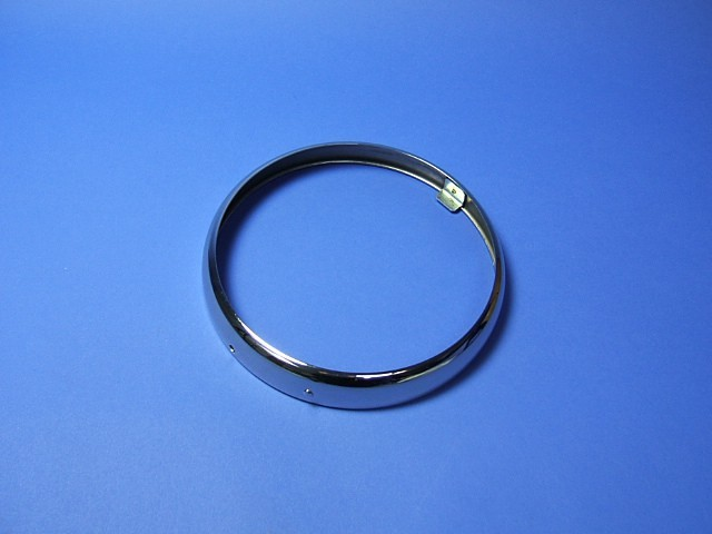 Headlamp Bezel Rim - Wipac - Chrome